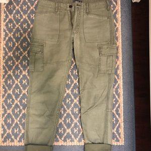 54ad323624d Women Abercrombie Cargo Pants on Poshmark